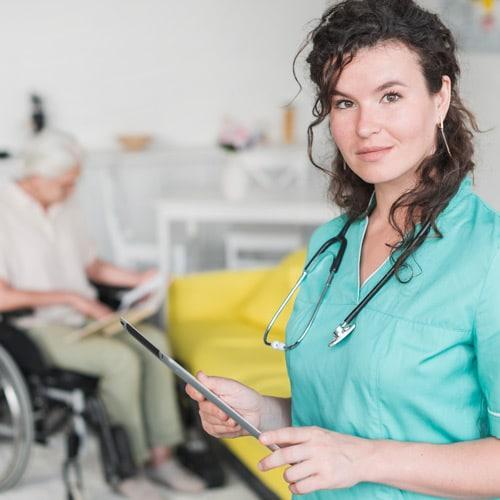 Regla de tres en enfermería